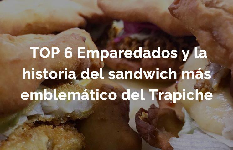 Sandwich panama trapiche comida panamena